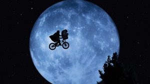 Peanut Butter Matinee Family Film: E.T. the Extra-Terrestrial