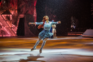 Cirque du Soleil's First Ever On Ice Production, C...