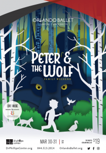 Peter & the Wolf, Family Weekend