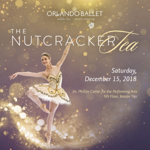 Nutcracker Tea