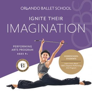 Orlando Ballet School - Performing Arts Program / Open Enrollment Classes