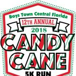 12th Annual Candy Cane 5K benefiting Boys Town Central Florida