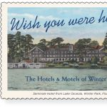 Wish You Were Here: The Hotel and Motels of Winter...