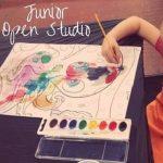 Junior Open Studio