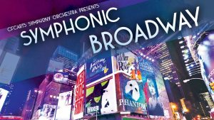 CFCArts presents Symphonic Broadway