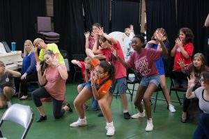 Elementary Dance and Movement Camp