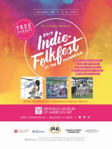 Indie Folk Fest 2019 Presented by PLR Florida