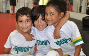 Capoeira Martial Arts Kids Summer of Fun Camp!