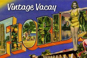 Family Day: Vintage Vacay