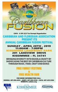 CAFA Caribbean Fusion Festival