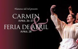 CARMEN & FERIA DE ABRIL Dance Concert