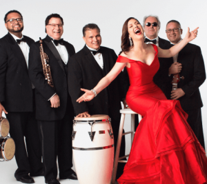 Havana Nights: Camille Zamora & The Mambo Kings