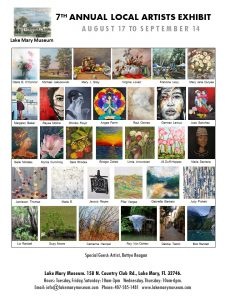 7th Annual Local Artists Exhibit