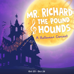 Mr. Richard & The Pound Hounds: A Halloween Concert