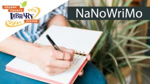 Write-In With NaNoWriMo