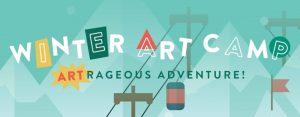 Winter Art Camp: Artrageous Adventure @ OMA