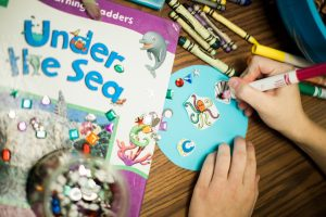 Virtual Event: Under the Sea (Ages 5-9) - Storytime and Craft