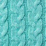 Virtual Event: Let's Knit Cables - Confident Beginner Level