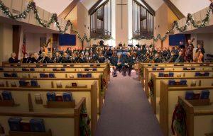Maitland Symphony Orchestra Holiday Concert