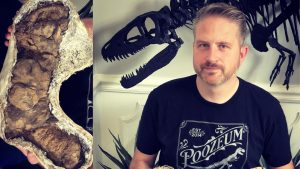 George Frandsen - 10 Fascinating Fossilized Poo Fa...