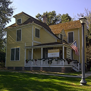 A&H Waterhouse Residence Museum