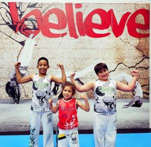 Capoeira - Martial Arts Summer Camp