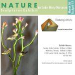 Nature Sculptures Exhibit