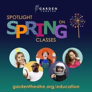 Garden Theatre Summer Camps