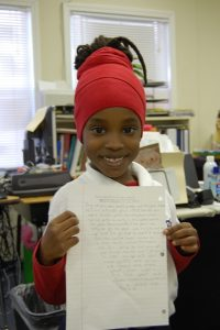 Page 15's After-School Language Arts & Tutoring Room in Parramore