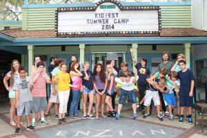 2016 KidFest Young Filmmakers' Summer Camp 1