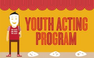 Enzian Youth Acting Program: Spring Session, Grades 9-12