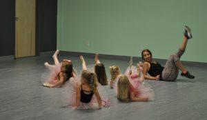 A Frozen Wonderland Dance Camp