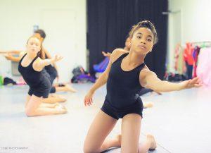 Girl Power Dance Camp