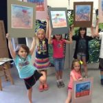 Summer Art Camp at SoBo