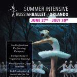 Russian Ballet Orlando Summer Intensive