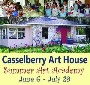 Summer Art Academy: Art Around the World