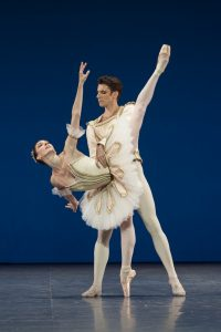 Ballet on the Big Screen: MILLEPIED, ROBBINS, BALANCHINE (ALL NEW!)