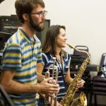 UCF Sax Boot Camp