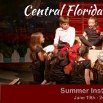 CFVA Summer Institute I