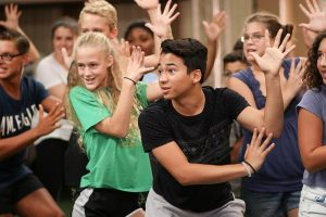 """Broadway Bound: Triple Threat!"" High School Company Musical Theater Camp: 9th – 12th Grade"