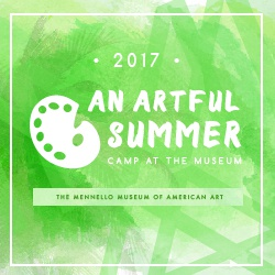 An Artful Summer, Camp at The Museum 1st - 2nd Grade