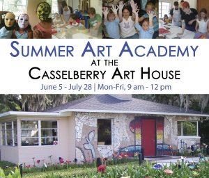 City of Casselberry's 2017 Summer Art Academy