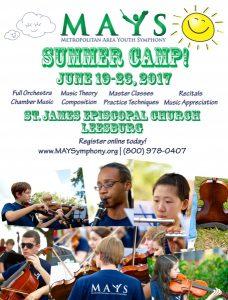 MAYS of Lake County Summer Camp
