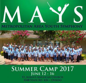 MAYS of Orlando Summer Camp