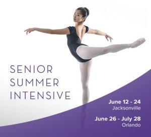 Orlando Senior Summer Intensive