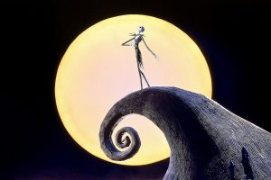 Popcorn Flicks in the Park: THE NIGHTMARE BEFORE CHRISTMAS