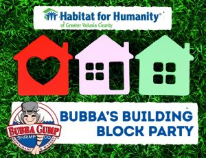 The 16th Annual Bubba's Building Block Party