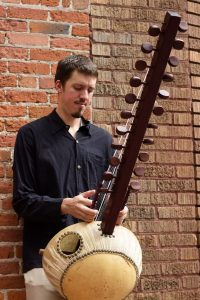 Sean Gaskell Features the West African Kora